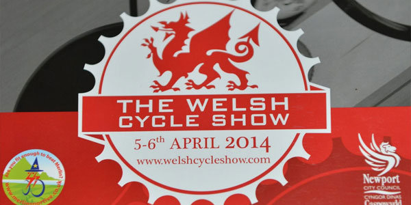 First and only Welsh Cycle Show organised in Newport Velodrome 5th-6th April with over 55 Exhibitors. Welsh Coast 2 Coast ride organised for charity.