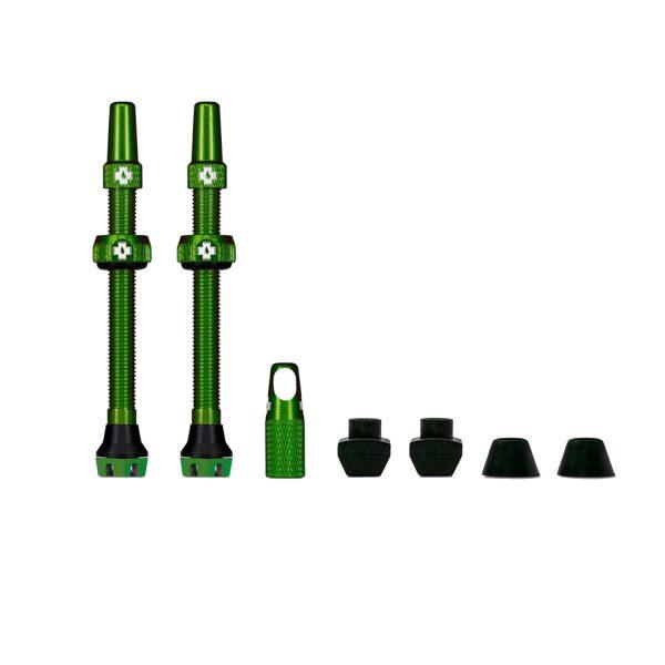 Muc-Off V2 Tubeless Valves Green